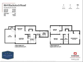 """Photo 25: 864 BLACKSTOCK Road in Port Moody: North Shore Pt Moody Townhouse for sale in """"Woodside Village"""" : MLS®# R2590955"""