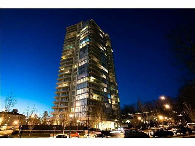 """Main Photo: 701 2289 YUKON Crescent in Burnaby: Brentwood Park Condo for sale in """"WATERCOLOURS"""" (Burnaby North)  : MLS®# V1142450"""