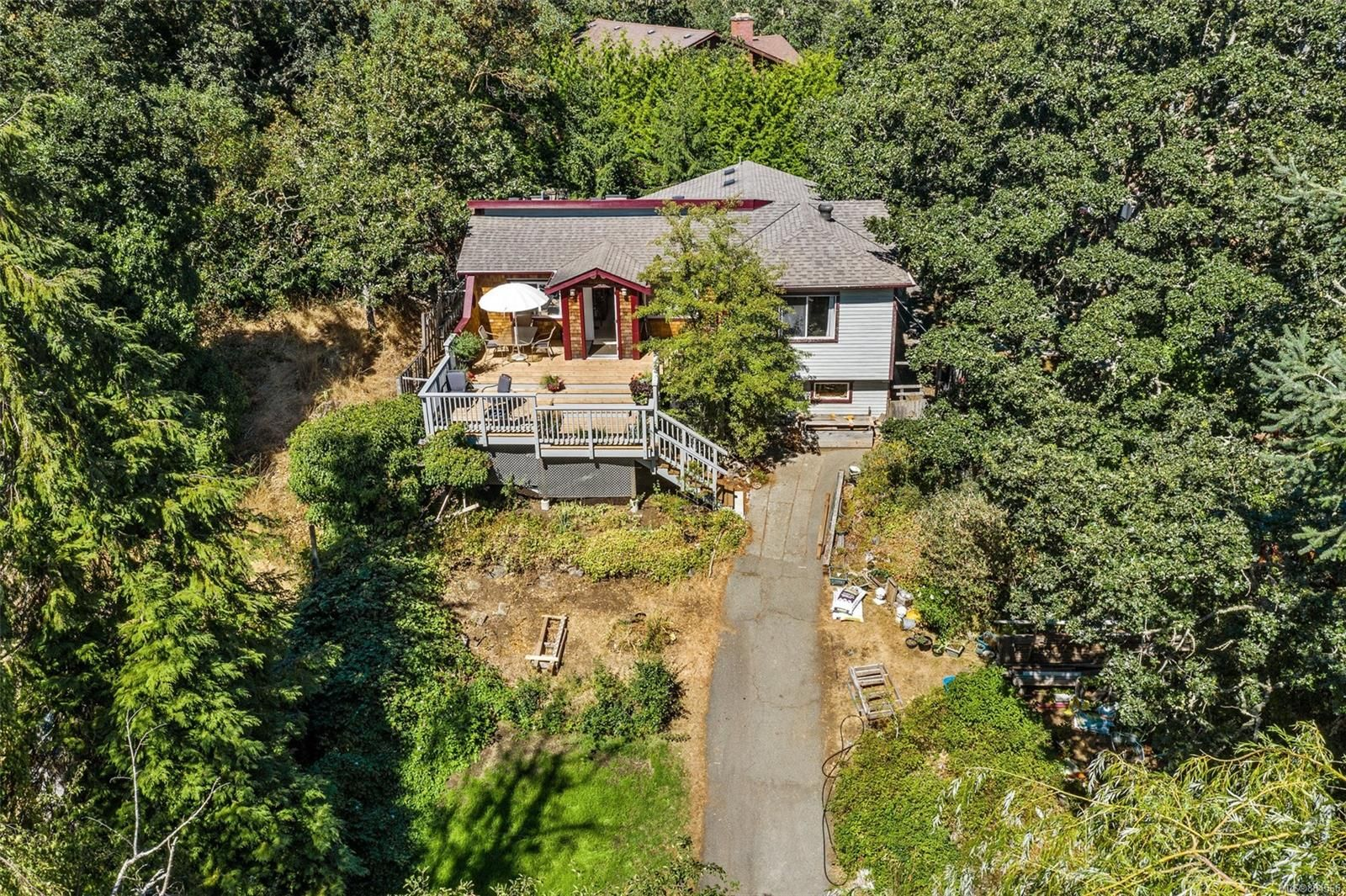 Main Photo: 1116 Donna Ave in : La Langford Lake House for sale (Langford)  : MLS®# 884566