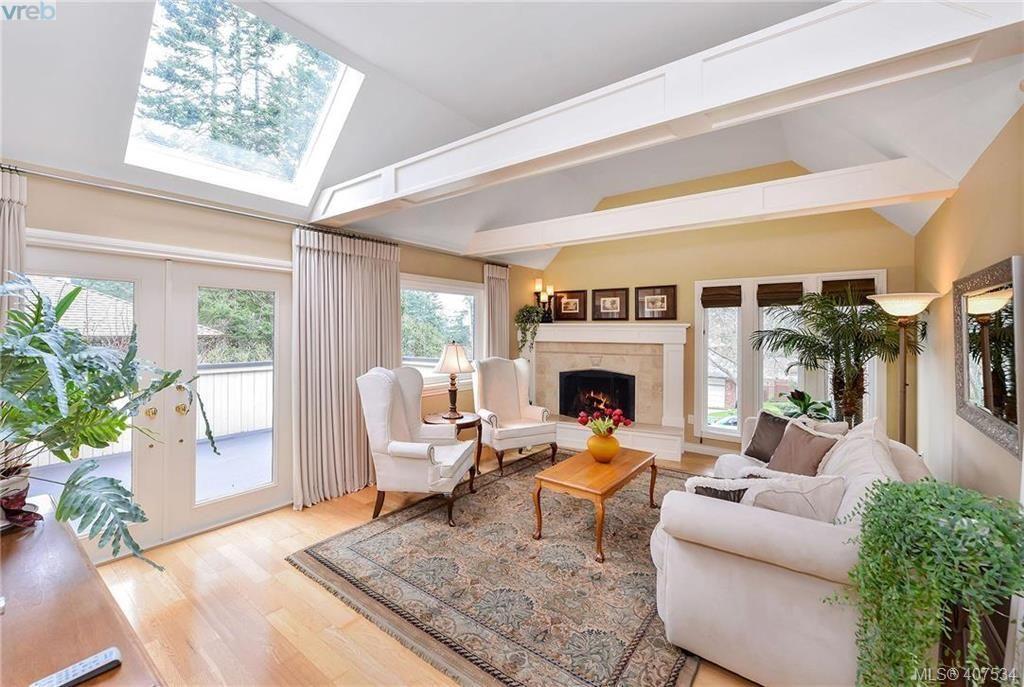 Main Photo: 4520 Balmacarra Rd in VICTORIA: SE Gordon Head House for sale (Saanich East)  : MLS®# 809905