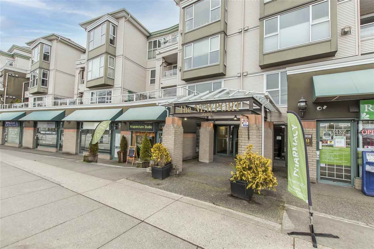 """Main Photo: 213 3480 MAIN Street in Vancouver: Main Condo for sale in """"NEWPORT ON MAIN"""" (Vancouver East)  : MLS®# R2542756"""