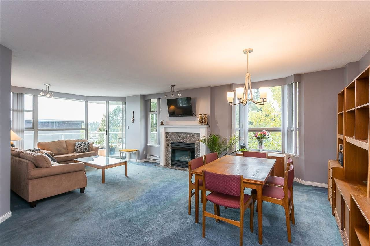 Photo 9: Photos: 401 412 TWELFTH STREET in New Westminster: Uptown NW Condo for sale : MLS®# R2507753