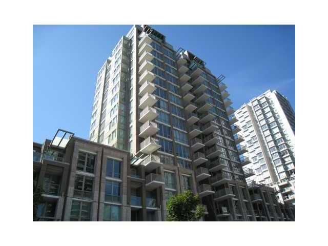 FEATURED LISTING: 512 - 1055 RICHARDS Street Vancouver