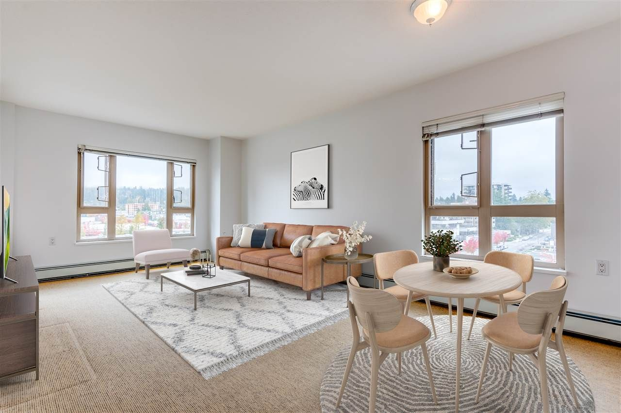 """Main Photo: 805 121 W 15TH Street in North Vancouver: Central Lonsdale Condo for sale in """"Alegria"""" : MLS®# R2511224"""