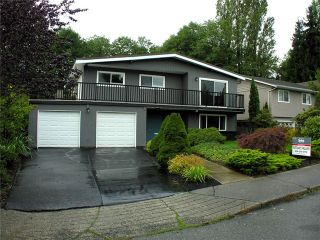 Photo 1: 5354 MEADEDALE DR in Burnaby: Parkcrest House for sale (Burnaby North)  : MLS®# V915356