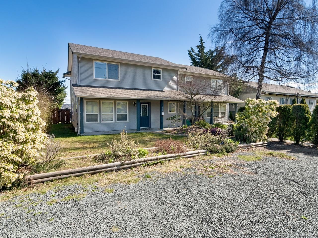 Main Photo: A 331 McLean St in CAMPBELL RIVER: CR Campbell River Central Half Duplex for sale (Campbell River)  : MLS®# 840229