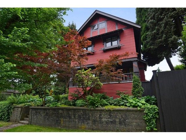 """Main Photo: 902 W 23RD Avenue in Vancouver: Cambie House for sale in """"DOUGLAS PARK"""" (Vancouver West)  : MLS®# V1125620"""