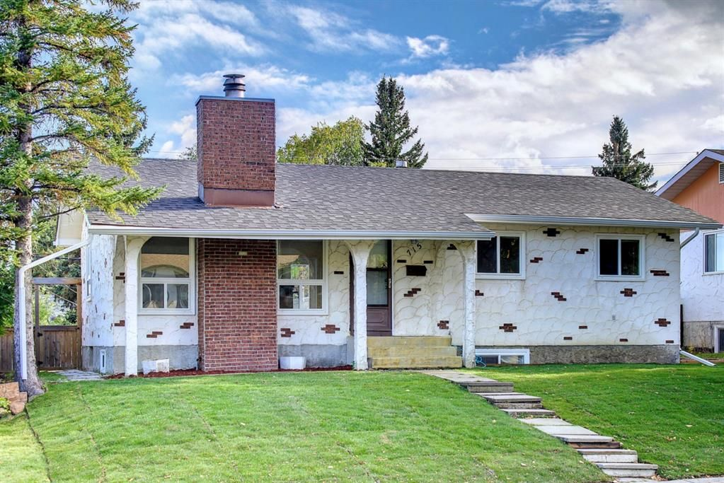 Main Photo: 715 78 Avenue NW in Calgary: Huntington Hills Detached for sale : MLS®# A1148585