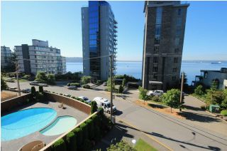 """Photo 11: 605 2135 ARGYLE Avenue in West Vancouver: Dundarave Condo for sale in """"The Crescent"""" : MLS®# R2604356"""