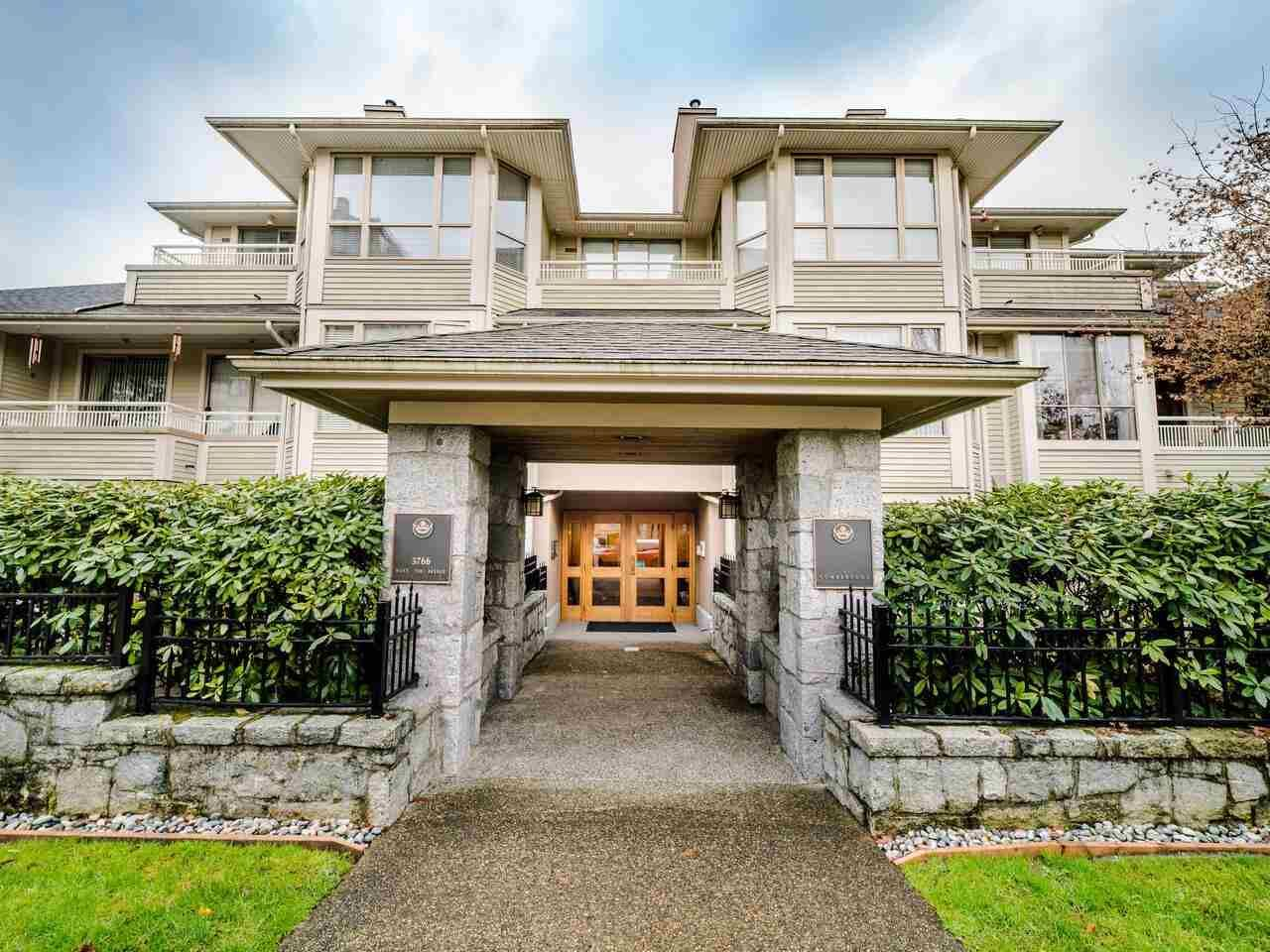 """Main Photo: 305 3766 W 7TH Avenue in Vancouver: Point Grey Condo for sale in """"THE CUMBERLAND"""" (Vancouver West)  : MLS®# R2583728"""