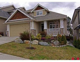 """Photo 1: 6814 198B Street in Langley: Willoughby Heights House for sale in """"ROUTELY WYND"""""""