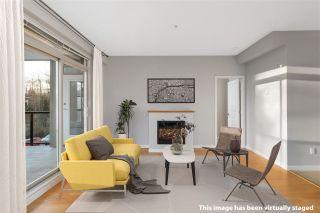 "Photo 2: 320 100 CAPILANO Road in Port Moody: Port Moody Centre Condo for sale in ""SUTER BROOK"" : MLS®# R2554697"