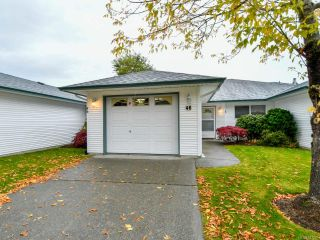 Photo 1: 46 396 Harrogate Rd in CAMPBELL RIVER: CR Willow Point Row/Townhouse for sale (Campbell River)  : MLS®# 827262