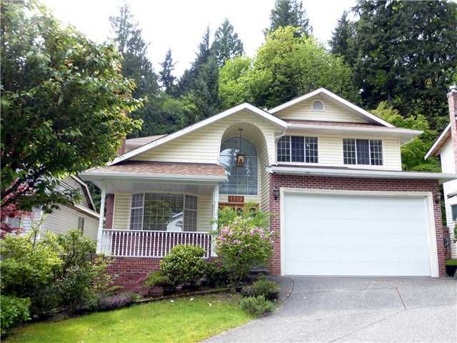 Main Photo: 1719 CASCADE Court in North Vancouver: Indian River House for sale : MLS®# V1121005