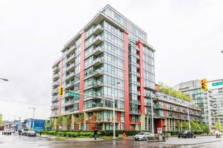 """Photo 1: 315 38 W 1ST Avenue in Vancouver: False Creek Condo for sale in """"The One"""" (Vancouver West)  : MLS®# R2597400"""