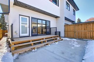 Photo 40: 826 19 Avenue NW in Calgary: Mount Pleasant Semi Detached for sale : MLS®# A1073989