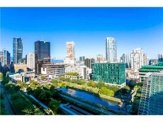 Photo 1: # 1531 938 SMITHE ST in Vancouver: Downtown VW Condo for sale (Vancouver West)  : MLS®# V1019533