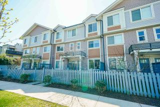 """Photo 1: 3 14660 105A Avenue in Surrey: Guildford Townhouse for sale in """"Park Place Village"""" (North Surrey)  : MLS®# R2569582"""