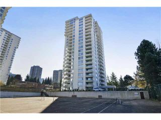 """Photo 2: 2103 5652 PATTERSON Avenue in Burnaby: Central Park BS Condo for sale in """"CENTRAL PARK PLACE"""" (Burnaby South)  : MLS®# V1106689"""