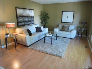 Photo 2: 66 Bank Avenue in WINNIPEG: St Vital Residential for sale (South East Winnipeg)  : MLS®# 1418247