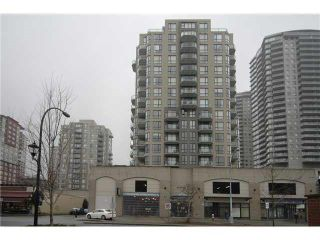 Photo 1: 703 55 TENTH STREET in New Westminster: Downtown NW Condo for sale : MLS®# R2309072