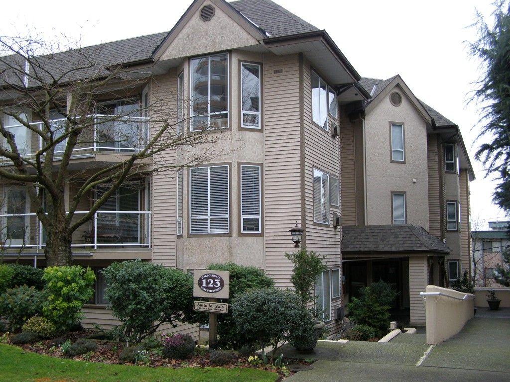 Main Photo: 102 123 E 6th Street in North Vancouver: Condo for sale : MLS®# V851116