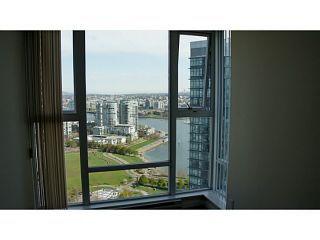 Photo 4: 2901 455 Beach Crescent in Vancouver: Yaletown Condo  (Vancouver West)  : MLS®# V1058774