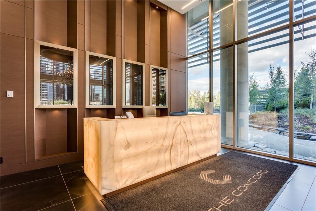 Photo 6: Photos: 607 738 1 Avenue SW in Calgary: Eau Claire Apartment for sale : MLS®# C4272230
