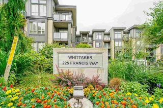 """Photo 26: 314 225 FRANCIS Way in New Westminster: Fraserview NW Condo for sale in """"THE WHITTAKER"""" : MLS®# R2592315"""