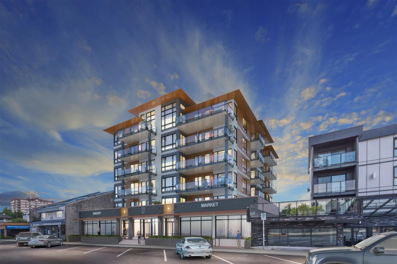 """Main Photo: 507 22335 MCINTOSH Avenue in Maple Ridge: West Central Condo for sale in """"MC2"""" : MLS®# R2228584"""