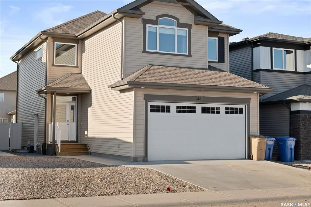 Main Photo: 4810 Green Brooks Way East in Regina: Greens on Gardiner Residential for sale : MLS®# SK852777