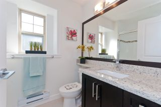 """Photo 13: 5 8531 WILLIAMS Road in Richmond: Saunders Townhouse for sale in """"PARKFRONT"""" : MLS®# R2200389"""