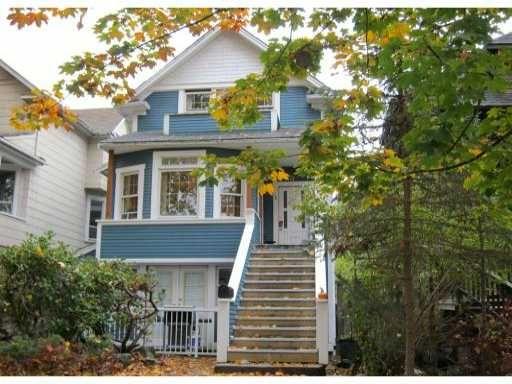 Photo 2: Photos: 2158 W 13TH AV in : Kitsilano House for sale : MLS®# V856550