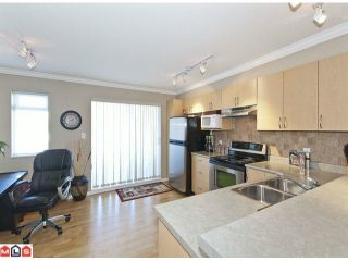 """Photo 3: 100 15175 62A Avenue in Surrey: Sullivan Station Townhouse for sale in """"Brooklands"""" : MLS®# F1127771"""