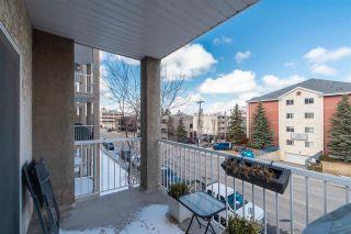Photo 28: 319 10535 122 Street in Edmonton: Zone 07 Condo for sale : MLS®# E4238622