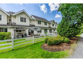 """Photo 34: 42 17097 64 Avenue in Surrey: Cloverdale BC Townhouse for sale in """"Kentucky"""" (Cloverdale)  : MLS®# R2465944"""