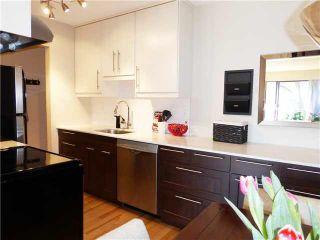 Photo 8: 306 2040 CORNWALL Avenue in Vancouver: Kitsilano Condo for sale (Vancouver West)  : MLS®# V1106806