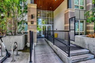 Photo 4: 118 823 5 Avenue NW in Calgary: Sunnyside Apartment for sale : MLS®# A1090115