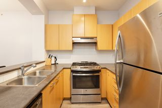 """Photo 3: 411 9339 UNIVERSITY Crescent in Burnaby: Simon Fraser Univer. Condo for sale in """"HARMONY AT THE HIGHLANDS"""" (Burnaby North)  : MLS®# R2576436"""