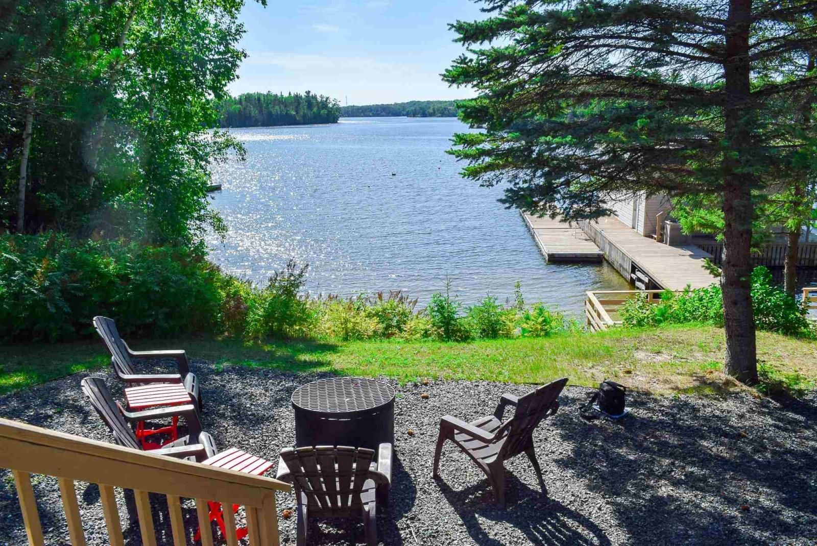Main Photo: 11 Welcome Channel in South of Kenora: House for sale : MLS®# TB212413