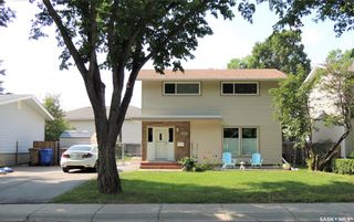 Photo 1: 820 Shannon Road in Regina: Whitmore Park Residential for sale : MLS®# SK864496