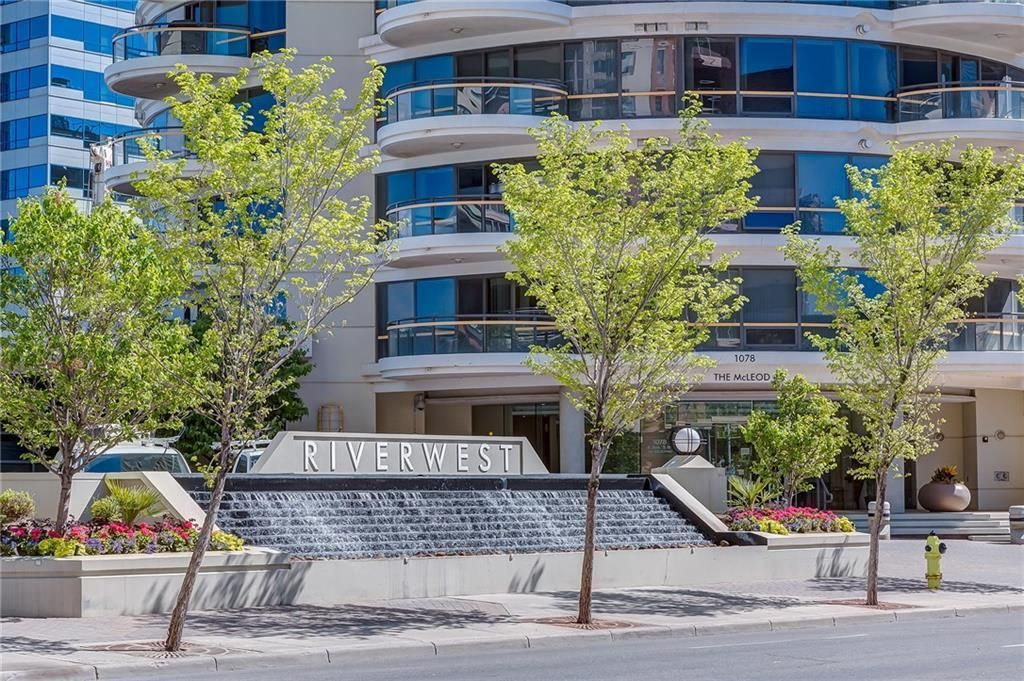 Main Photo: 2504 1078 6 Avenue SW in Calgary: Downtown West End Apartment for sale : MLS®# C4264239