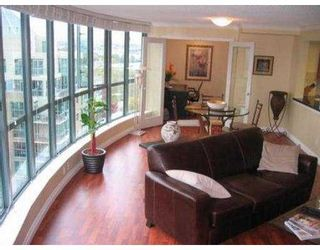 """Photo 4: 1603 1188 QUEBEC ST in Vancouver: Mount Pleasant VE Condo for sale in """"CITY GATE"""" (Vancouver East)  : MLS®# V556108"""