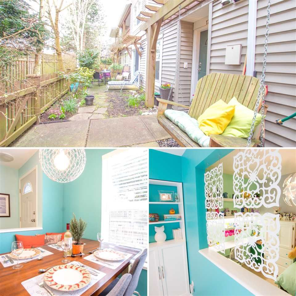 Main Photo: 12 7111 LYNNWOOD DRIVE in Richmond: Granville Townhouse for sale : MLS®# R2150024
