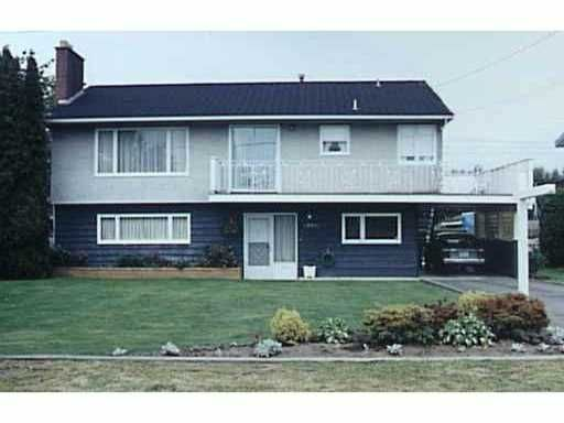Main Photo: 12311 BARNES Drive in Richmond: East Cambie House for sale : MLS®# V872587