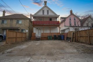 Photo 44: 725 Toronto Street in Winnipeg: West End Residential for sale (5A)  : MLS®# 202108241
