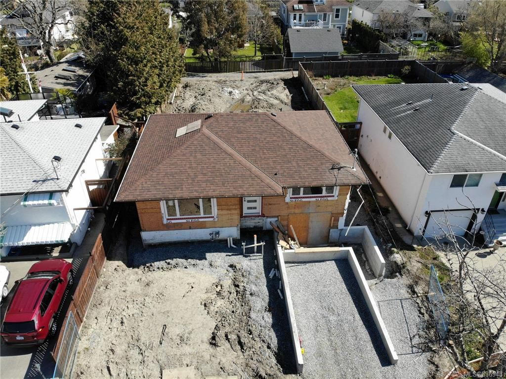Main Photo: 925 Lawndale Ave in Victoria: Vi Fairfield East House for sale : MLS®# 836943