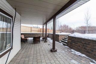 Photo 31: 22 AMEENA Drive: Leduc House for sale : MLS®# E4225006