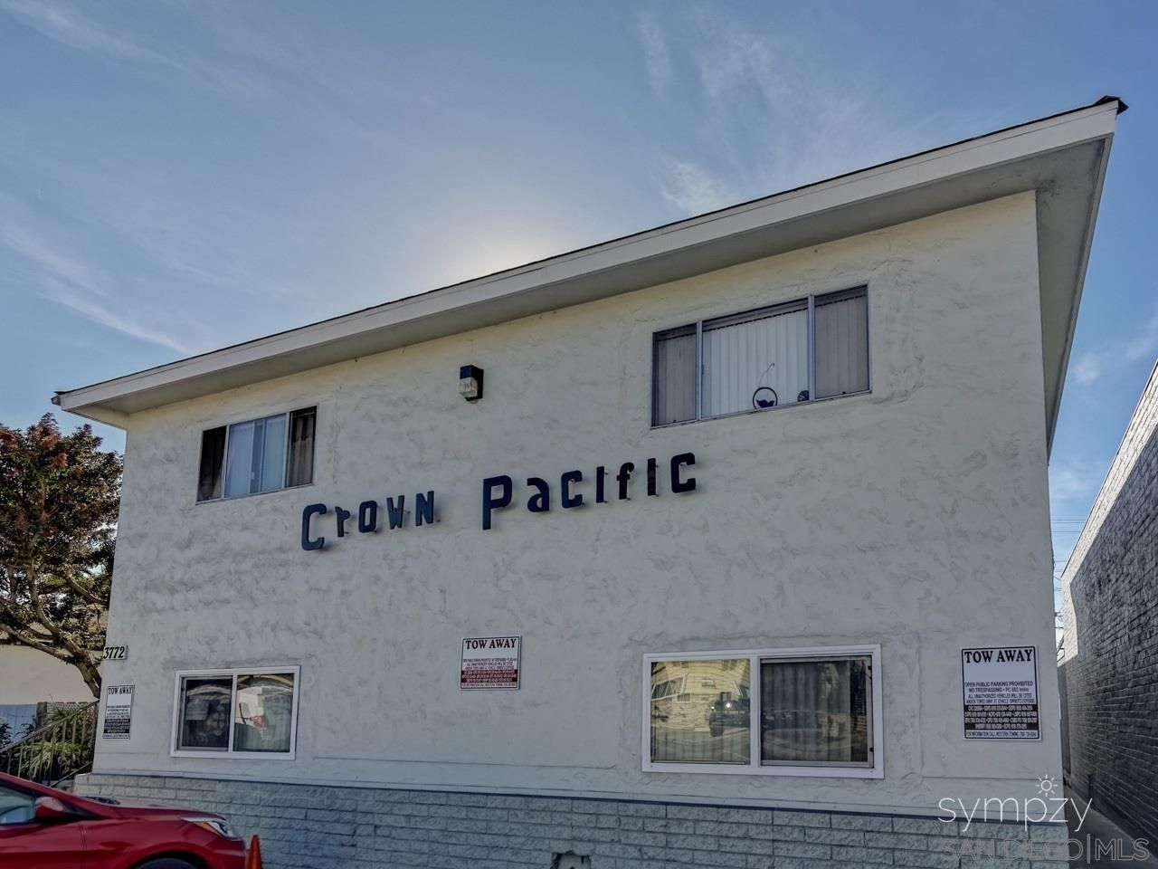 Main Photo: CROWN POINT Condo for rent : 2 bedrooms : 3772 INGRAHAM #3 in SAN DIEGO