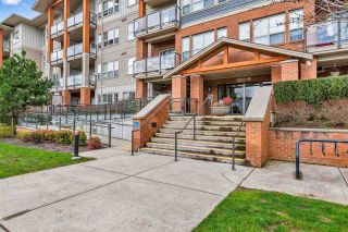 "Photo 1: 315 20219 54A Avenue in Langley: Langley City Condo for sale in ""Suede"" : MLS®# R2513344"